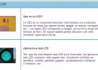 El LED | Recurso educativo 34015