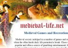Medieval Games and Recreation | Recurso educativo 44144