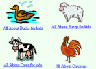 All about farm animals | Recurso educativo 45670