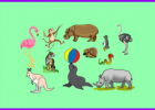 Zoo animals | Recurso educativo 46085