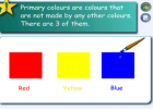 Learning colours | Recurso educativo 46412