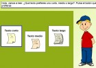 Narraciones con pictogramas | Recurso educativo 46961