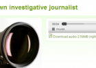 Be your own investigation journalist | Recurso educativo 47609