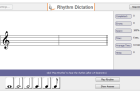 Rhythm dictation | Recurso educativo 48360