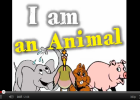 Song: I'm an animal | Recurso educativo 50554