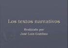Los textos narrativos | Recurso educativo 56895