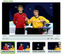 Video: Space trek shows | Recurso educativo 57599