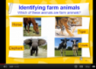 Video: Classification of farm animals | Recurso educativo 60509