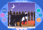 Story: Time for sleep | Recurso educativo 24907