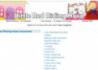 Little Red Riding Hood | Recurso educativo 28211