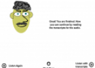 Parts of the face (Dictation) | Recurso educativo 8295