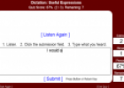 Dictation: Useful expressions | Recurso educativo 9300
