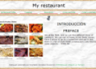 Webquest: My restaurant | Recurso educativo 9781