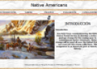 Webquest: Native Americans | Recurso educativo 9949