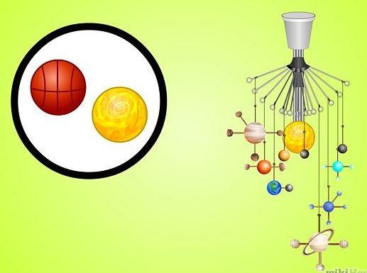 Cómo hacer un móvil del Sistema Solar | Recurso educativo 109523