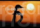 Ejercicio de inglés con la canción I'll Be There For You de Bon Jovi | Recurso educativo 122161