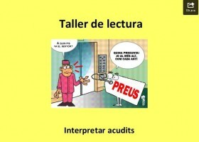 Interpretar acudits | Recurso educativo 404056