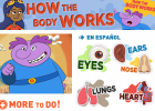 How the Body Works Main Page | Recurso educativo 688459
