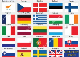 Flags of the European Union | Recurso educativo 743629