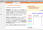 Estadística descriptiva: gràfics de variables contínues | Recurso educativo 752009