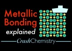 Metallic Bonding and Metallic Properties Explained: Electron Sea Model | Recurso educativo 761391