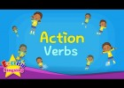 Kids vocabulary - Action Verbs - Action Words - Learn English for kids - | Recurso educativo 763796