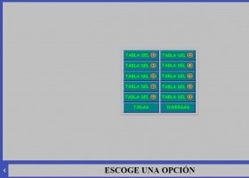 Las tablas de multiplicar | Recurso educativo 772562