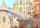 "Image of the comic ""Moebius"" 