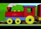 Learn colors with the color train for kids! - YouTube | Recurso educativo 780319