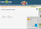Integrales indefinidas | Recurso educativo 754336